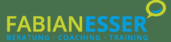 Logo Fabian Esser - Beratung, Coaching, Training